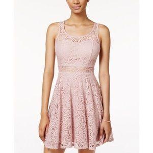 American Rag Lace Skater Dress